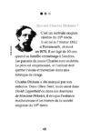 Pages intérieures de l'ouvrage Olivier d'après Oliver Twist de Charles Dickens