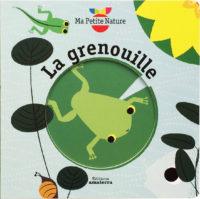 Couverture de l'ouvrage La grenouille